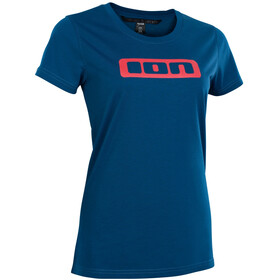 ION Seek DriRelease T-shirt Dames, ocean blue